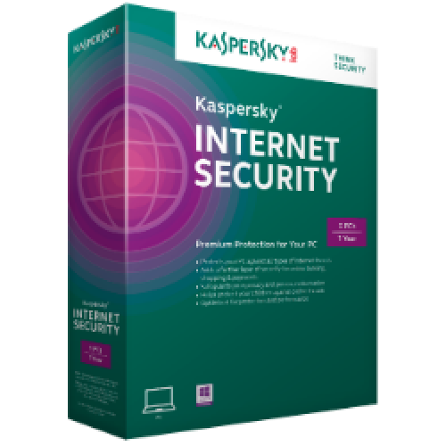 Антивирусна програма Kaspersky Internet Security New