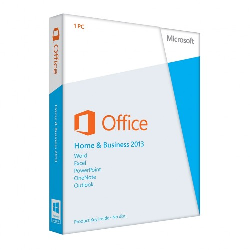 Microsoft Office Home and Business 2013 32 bit/64 bit BG/ENG