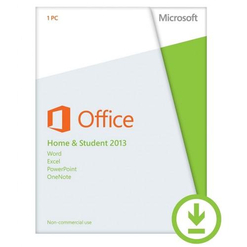 Microsoft Office Home and Student 2013  32 bit/64 bit BG/ENG